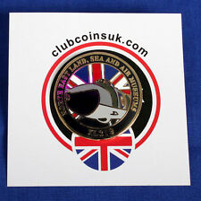 RAF Vulcan XL319 Lapel Badge