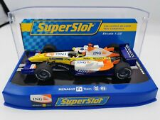 F1 RENAULT 2008 ING #5 ALONSO au 1/32 SCALEXTRIC H2863 SLOT