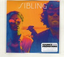 (HU38) Sibling, Rearview - 2016 DJ CD