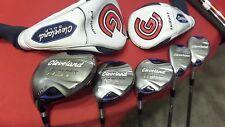 Cleveland Launcher DST 10.5* Driver  3-5 Woods #3#4 Hybrids Diamana Regular Left
