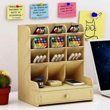 Stationery Organizer for Pens Pencils Home Study Stationery Holder for Pens