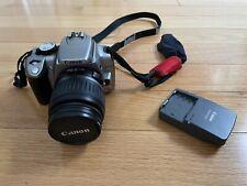 Canon EOS Digital Rebel XT 8.0MP Digital SLR with Canon EF-S 18-55mm AF lens