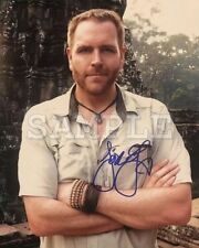 Josh Gates signed 8x10 Autograph Photo RP - Free ShipN!! Expedition Unknown