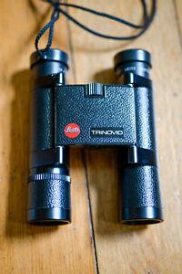 Leitz Trinovid 10x25 BC Binoculars Leica Wetzlar