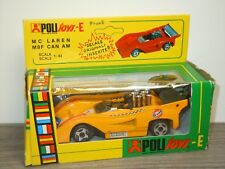McLaren M8F Can Am - Politoys E32 Italy 1:43 in Box *32089