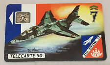 Phonecard F. Pihe 50 Units Subject Base Aerial 113 Saint Dizier (52)