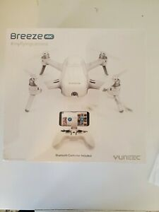 Yuneec Breeze 4K Drone w/Bluetooth Controler