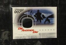 2003 James Bond DIE ANOTHER DAY 18 Trading Card Set plus Costume Card NM 9.4