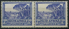 South Africa 1933-48 SG#59, 3d Groot Schuur MNH Pair #D23846