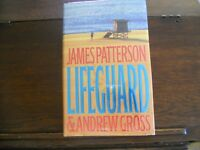 LIFEGUARD, James Patterson & Andrew Gross, SIGNED, 1st print (2005, Hardcover)