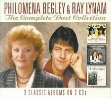 PHILOMENA BEGLEY & RAY LYNAM THE COMPLETE DUET COLLECTION - 2 CD BOX SET