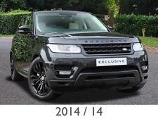 2014 14 Land Rover Range Rover Sport 3.0 SDV6 HSE