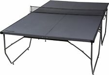 Ping Pong Table Tennis Fold Up Table Indoor Game Official Tournament Size Sports