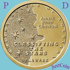 2019 P&D SET AMERICAN INNOVATION DELAWARE UNCIRCULATED 2 GOLDEN DOLLARS PRESALE