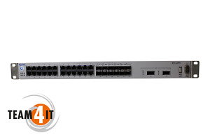 Nortel 5530-24TFD 24 Port Switch / 12 SFP (mini-GBIC) / 10/100/1000Mbps