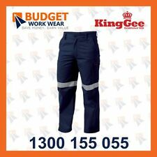 King Gee Workcool Reflective Drill Pant (K53800)