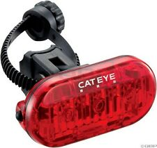 CatEye TL-LD135-R Omni 3 Rear Tail Light Taillight Flashing LED Bike Red