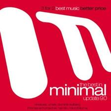 Various - The Best In Minimal Update 9.0 - CD NEU //0