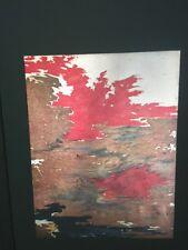 "Clyfford Still ""1960 F"" 35mm Art Slide Abstract Expressionism"