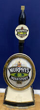 More details for murphys irish stout beer pump / tap and handle man cave, home bar