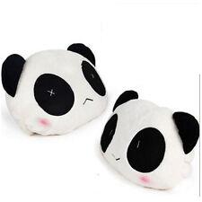 Panda Plush Headrest Auto Seat Head Neck Rest Cushion Cute Pillow Random Style