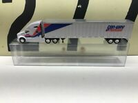 Ho Scale 1:87 Conway Kenworth T680 Sleeper Cab with 53' Dryvan TNS032