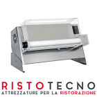 Stendipizza monorullo inox pizza diametro Ø 30 cm. pizzeria professionale