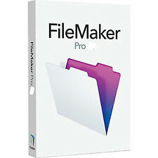 NEW Filemaker Pro 16 Database Cross Platform PC/MAC SEALED