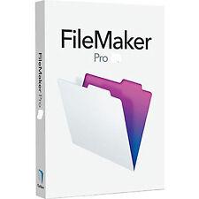 NEW Filemaker Pro 16 Database Cross Platform PC/MAC SEALED