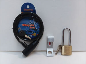 CODYCO SECURITY COOLER OVERBEND BRACKET FITS PELICAN ELITE 3' CABLE & PAD LOCK