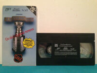 Head & shoulders presentent la coupe stanley  VHS tape & sleeve FRENCH RARE