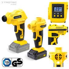 TROTEC Battery Compressor PCPS 10-16V & Battery Air Pump PCPS 11-16V   Tire Ball