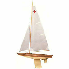"Dumas Products Inc. 1911 Star Class Sailboat Kit 30"""