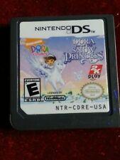 Nintendo DS Game: Dora Saves The Snow Princess