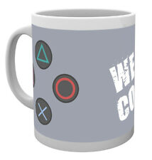 Playstation Controller 10oz Ceramic Mug Gaming Breakfast Coffee Tea