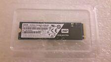 Fast Western Digital WD unità SSD PCIe 256GB Black M.2 nvme WDS256G1X0C