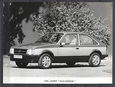 PRESS - FOTO/PHOTO/PICTURE - Opel Kadett Guy Laroche