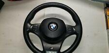 03-06 BMW X5 E53 X3 E83 Sport M Steering Wheel & Bag