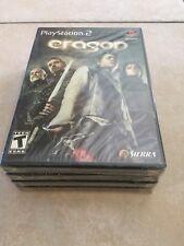 Eragon (Sony PlayStation 2, 2006) PS2 NEW