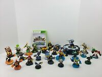 SKYLANDER Swap Force XBOX 360 BUNDLE 27 pcs. FIGURES/PORTAL/GAME