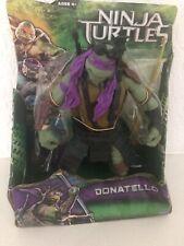 """New Donatello Teenage Mutant Ninja Turtles Movie 11"""" Purple Action Figure"""