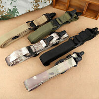 Tactical 2 Point Rifle Sling Multi-function Multimission Quick Release Sling Hun