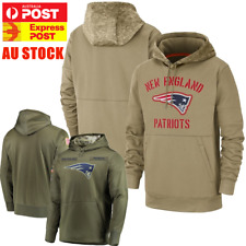 American National Football New England Patriots Pullover Hoodie Mens Costume