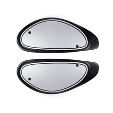 Ducati Scrambler Cafe Racer Side Panels Cover Number Plates Cover Accessories