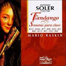 Fandango Y Sonatas Para Clave