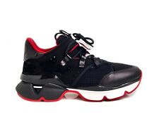 Christian Louboutin Red RUNNER Low Top Sneakers