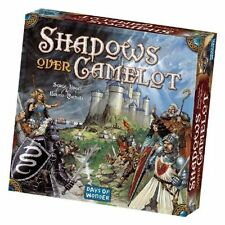 Shadows Over Camelot Conspiracy Board Game UK