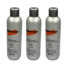 Switch Creme Wasserstoff Peroxyd 6% 20vol - Haar Blondierung Multipack 3x1000ml