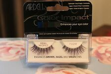 *New* ARDELL Color Impact Demi Wispies Lash Plum Highlights Aus Seller