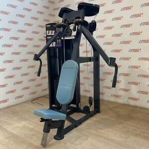 Indigo Fitness Selectorised Pec Fly Rear Delt